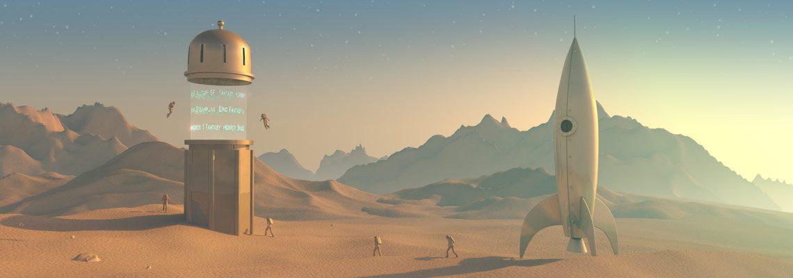 Planetary Terrain